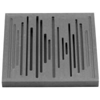 Vicoustic Wavewood Diffuser (100% EPS) Šedá
