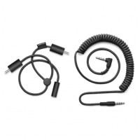 Urbanears CONSIDERATE AUDIO CABLES Black