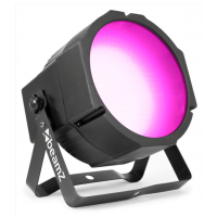 BeamZ BS271F Flatpar, 271x RGB TCL LED, DMX, Frost Lens