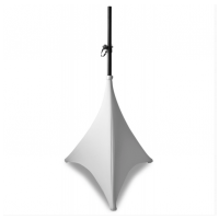 BeamZ Návlek na stojan, 70 cm, bílý