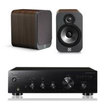Q Acoustics HIFISET 2 /  Q Acoustics 3020 + Pioneer A-10
