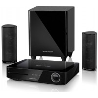 harman/kardon BDS385S Black