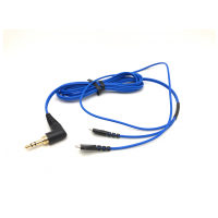 Sennheiser cable 1,5m, blue edition