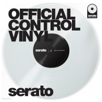 Serato Performance Vinyl Clear