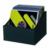 Glorious Record Box Advanced Black
