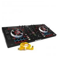 Numark Mixtrack Platinum + Barevný DJ TECH Chroma kabel ZDARMA.