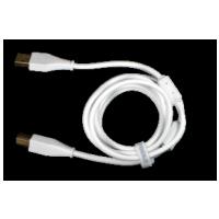 DJ TechTools Chroma Cable straight White