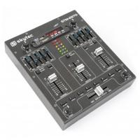 Skytec STM-2270 2 kanálový mixáží pult s MP3 přehrávačem a BT