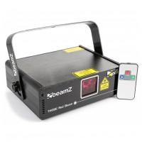 BeamZ Laser Thebe 150mW červený, DMX, DO