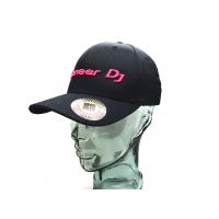 Techhouse Pioneer DJ kšiltovka se zahnutým kšiltem L-XL Černá
