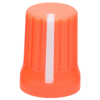 DJ TechTools Chroma Caps 90° Super Knob Neon Orange