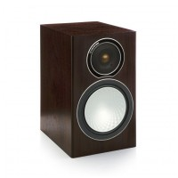 Monitor Audio Silver 1 Walnut real wood