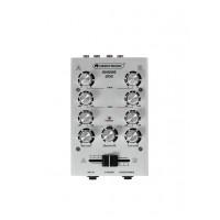 Omnitronic GNOME-202 Stříbrná