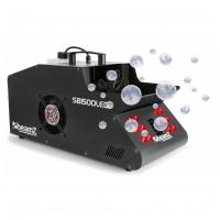 BeamZ SB1500LED, výrobník mlhy a bublin s RGB LED efektem