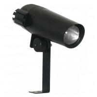 BeamZ LED Spot 6W, 8°, černý