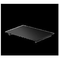 Sonorous PL 2611  B-BLK - černé sklo / černá lišta