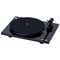 ProJect Pro-Ject Essential III RecordMaster + OM10 piano Biela