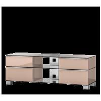 Sonorous MD 9240 C-INX-GRP – čiré sklo / kov nerez (hliník) / skříňky grafit
