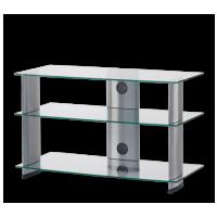 Sonorous PL 3105 C-SLV – čiré sklo / stříbrné nohy Strieborná