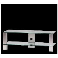Sonorous PL 3410  C-INX – čiré sklo / nohy nerez (hliník)
