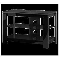 Sonorous HG 830  BLK - čierne sklo / čierne nohy
