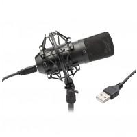 TIE Studio Condenser USB Mic Black