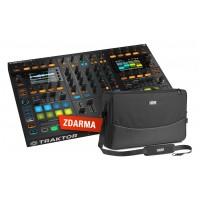 Native Instruments Traktor Kontrol S8 + UDG MIDI Controller Sleeve Large Black zdarma