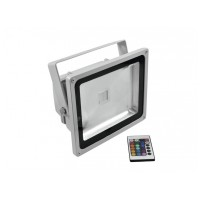 Eurolite LED IP FL-30 COB RGB 120° s dálkovým ovladačem