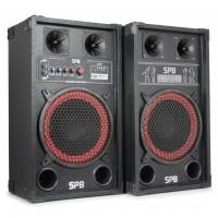 "Skytec SPB-10 PA Active Speaker Set 10"""
