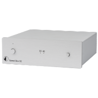ProJect SPEED BOX S2 50 Hz Strieborná