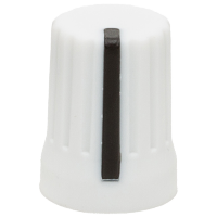 DJ TechTools Chroma Caps 90° Super Knob V2 White