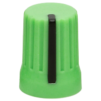 DJ TechTools Chroma Caps 90° Super Knob V2 Green