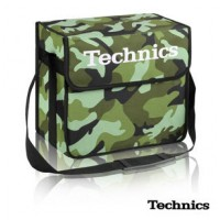 ZOMO Technics DJ Bag Camouflage Green