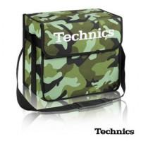 ZOMO Technics DJ Bag Camouflage Green