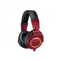 audio-technica ATH-M50XRD Red