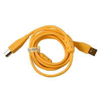 DJ TechTools Chroma Cable straight Neon Orange