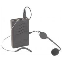 QTX náhlavová sada VHF pro QR-Portable, 175 MHz