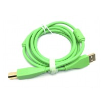 DJ TechTools Chroma Cable straight Green