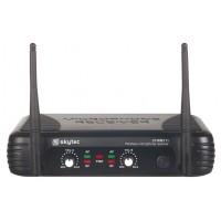 Skytec VHF mikrofonní set 1 kanálový, 1x ruční mikrofon