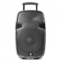 "VONYX SPJ-PA915, mobilní 15"" zvukový systém MP3/BT/2x UHF"