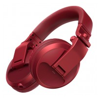 Pioneer DJ HDJ-X5BT Red