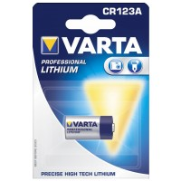 Varta CR123A Lithium Photo 3V