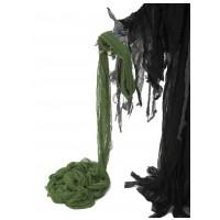 Europalms Deco tkanina, hrubá, zelená, 76x500cm