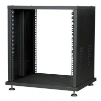 DAP Metal Equipment Rack 12U