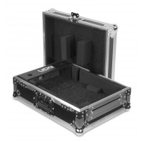 UDG Ultimate Flight Case Multi Format CDJ/MIXER II Silver