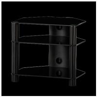 Sonorous RX 2130 B-BLK – černé sklo / černé nohy Čierna