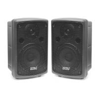 Soundking FP208A-PAIR Černá