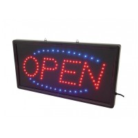 "Eurolite LED cedule ""OPEN"""