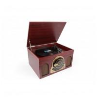 Fenton RP150 aktivní retro Combo, gramofon, USB, CD, FM