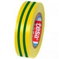 tesa 4186 PVC páska  green / yelow